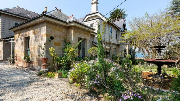 For many Sydney buyers, nothing can compare with an apartment building that has stood the test of time. Image: 2/5 Mount Street, Hunters Hill. Photo: Supplied