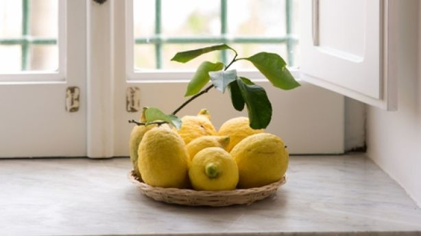 When life hands you lemons, why not use them to clean? Photo: Ruth Black - Stocksy