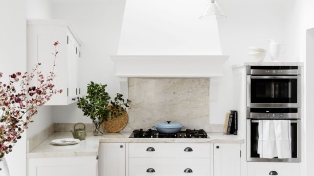 White is everyone's favourite safe colour. Photo: Martina Gemmola - Haymes Paint
