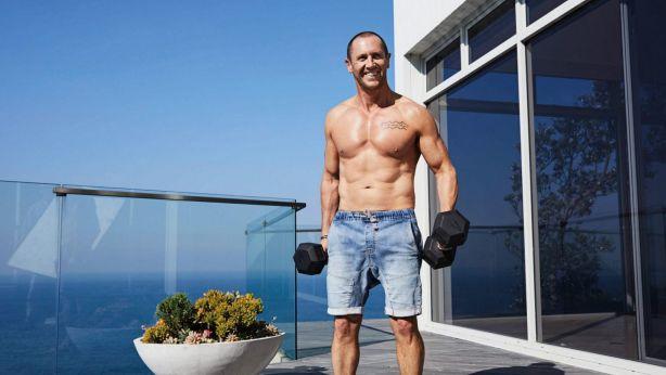 Larry Emdur has sold his clifftop Dover Heights home. Photo: Men's Health