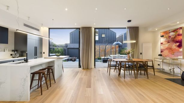 Prospective buyers have complimented its sophistication. Photo: Gary Peer