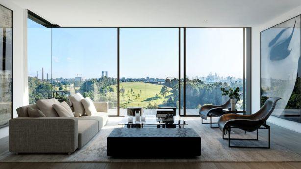 UK-based Make Architects designed the interior spaces. Photo: Artist's impression