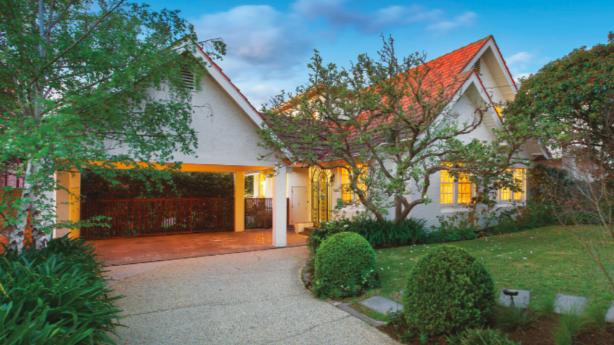 Attractive villa: 17 Toorak Avenue, Toorak sold for $5.6 million on Saturday.