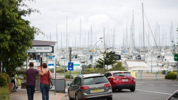 Manly: What once was a destination for Brisbane holidaymakers is now a playground for the wealthy. Photo: Tammy Law