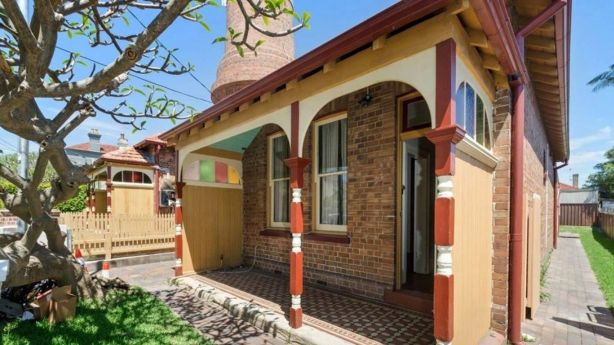 The properties at 24 and 26 Premier Street are on offer individually with a price guide of $1.1 million each.