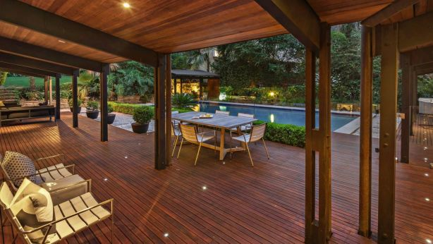 The Pymble residence is priced around $3.9 million. Photo: Supplied
