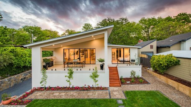 96 Miller Street, O'Connor: Classic comfort of a suburban lifestyle. Photo: Belle Property