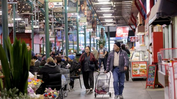 Preston Market is set to open on Sundays for the first time in its 45-year history. Photo: Wayne Taylor