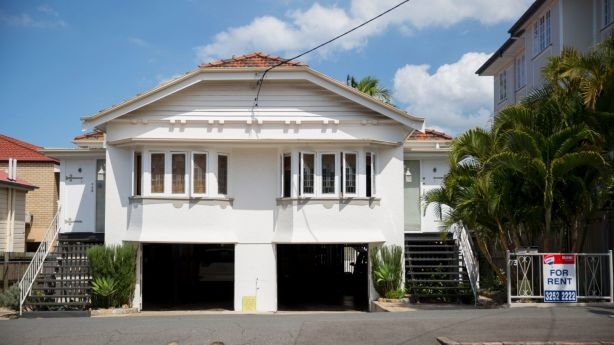 House and unit prices have fallen again in Greater Brisbane. Photo: Tammy Law