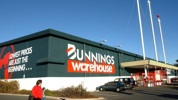 Bunnings Warehouse Fyshwick to close down once Majura Park site opens Photo: Martin Jones