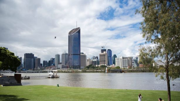 Brisbane's affordability will be a key driver behind the market picking up, says buyers' agent Steve Waters. Photo: Tammy Law