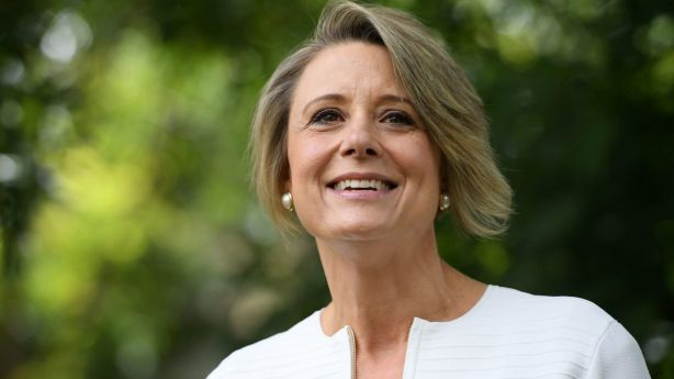 Scotland Island locals can expect to see a lot more of former premier Kristina Keneally. Photo: AAP