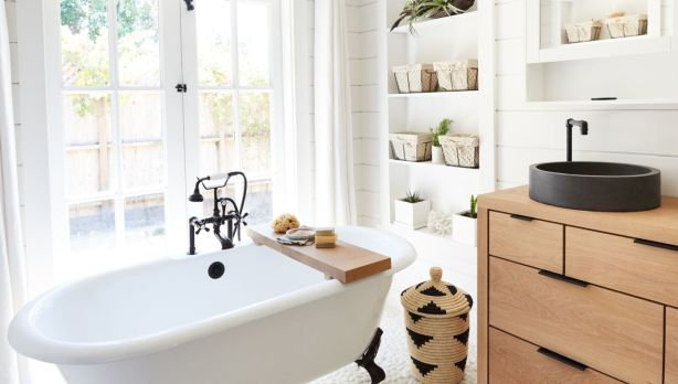 Knowing your target market is perhaps the most crucial element in clarifying which features to address in your bathroom. Photo: Trinette Reed Photography