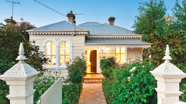 19 Liddiard Street, Hawthorn, sold for $2.615 million on Saturday.