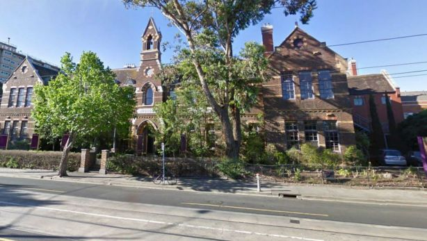 The former Hawksburn state school on Malvern Road, was sold nearly three years ago.