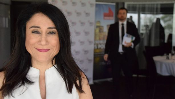 Antonia Mercorella said the increased stamp duty on foreign buyers was her biggest concern. Photo: Jim Malo