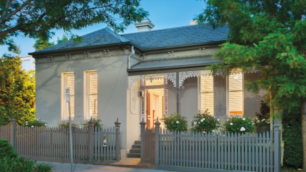 76 Hawksburn Road, South Yarra passed in on Saturday and has been listed for private sale at $1,785,000.