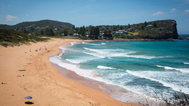 Avalon Beach In A World That Feels Quite Threatening Especially To Pas Of