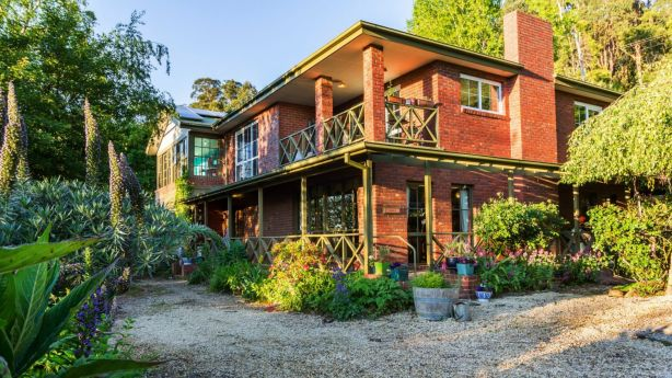 148 Alton Road, Mount Macedon, is being offered for sale with bitcoin accepted.