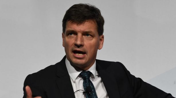 Angus Taylor MP, Assistant Minister for Cities and Digital Transformation. Photo: Peter Braig