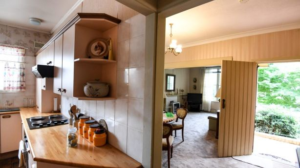 The home had been held in the same family since 1957 when it was purchased for £3500. Photo: Peter Rae.