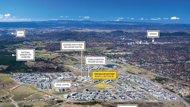 The Macgregor site sold for $10.25 million. Photo: Suburban Land ACT