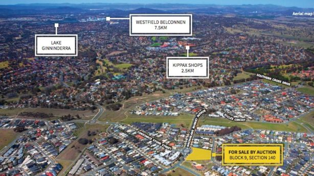 The  Macgregor site sold for $1.785 million. Photo: Suburban Land ACT