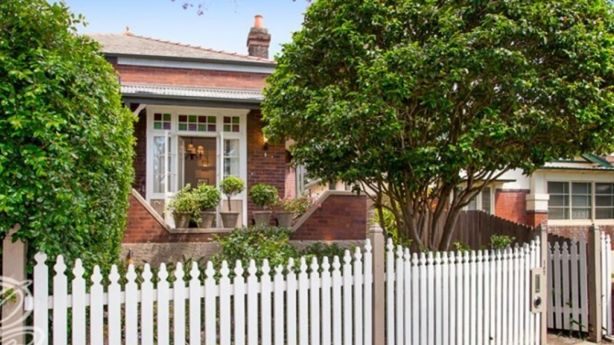 A two-bedroom semi at 147 Queen Street, Ashfield sold for $1,405,000. Photo: Supplied.