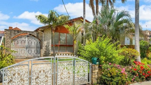 A deceased estate in Clemton Park sold at auction for $1,211,500. Photo: Supplied.