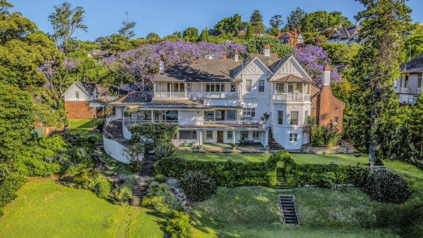 The same family owned Elaine in Point Piper for 126 years before it sold in April 2017.