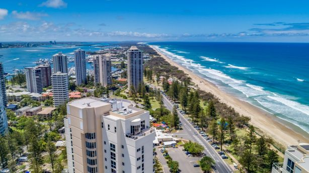 The Gold Coast has rated well as a holiday hotspot for investment. Photo: Supplied