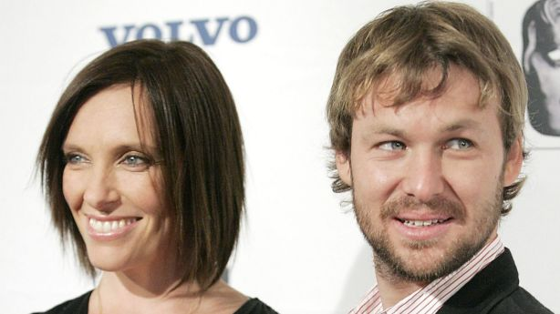 Toni Collette and her musician husband Dave Galafassi have sold up in Pearl Beach. Photo: AP Photo/Dan Steinberg