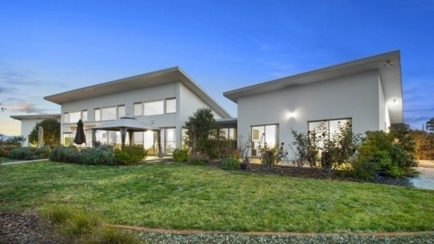 Suburb record:16 Dolly McGrath Street, Duffy sold for $2.35 million. Photo: One Agency