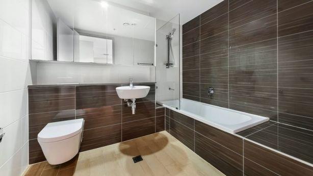 У вас больше шансов получить вторую ванную в квартире с двумя спальнями.