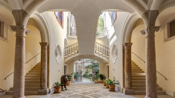 Palma Casco Antiguo residence dates back to the 18th century. Photo: Supplied