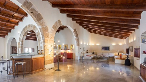 The grand property is for sale for over €20 million. Photo: Supplied