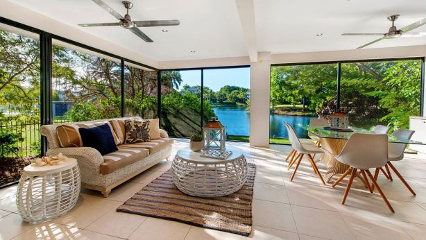 4911 Berkshire Crescent, Sanctuary Cove will be auctioned off on January 28. Photo: Supplied