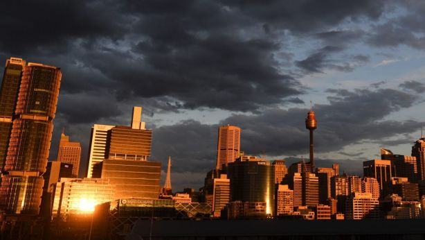 Sydney is second only to Hong Kong,when it comes to the world's least affordable property markets. Photo: Peter Braig