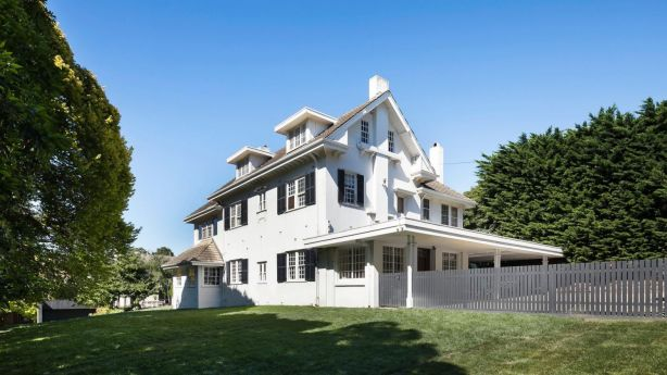 There are approved plans to renovate the original 1920s mansion. Photo: Abercromby's