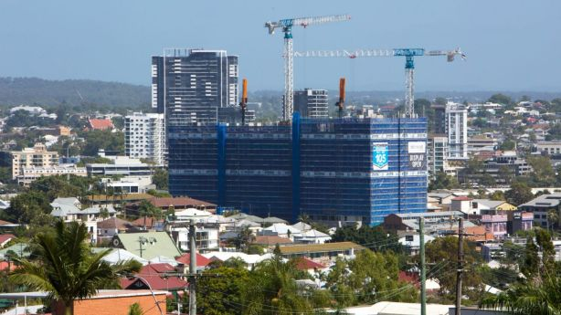 Luxury apartments and suburbs with desirable school catchments continue to outperform. Photo: Tammy Law