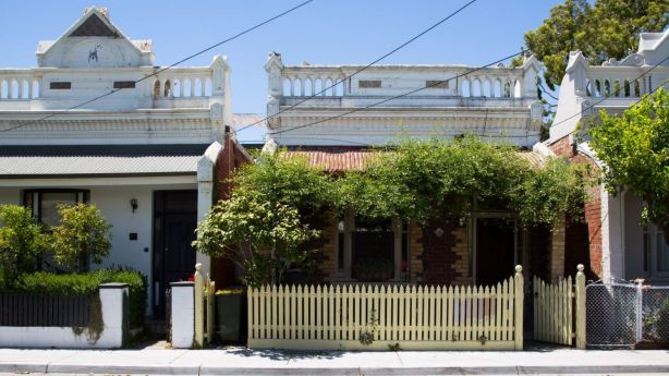 Melbourne's median house price has reached $903,000. Photo: Eliana Schoulal