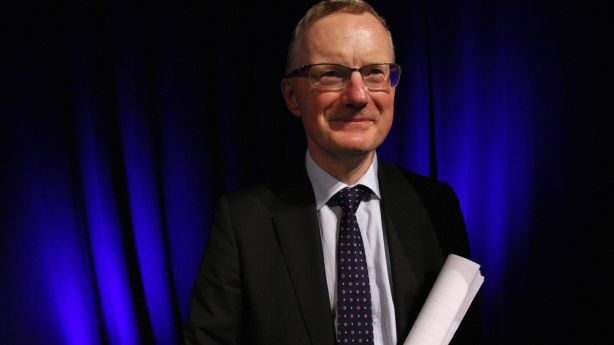 RBA governor Philip Lowe is keeping economists guessing. Photo: Sergio Dionisio