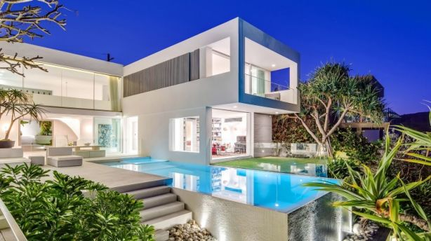 46 Seaview Terrace, Sunshine Beach, was listed for offers over $18 million. Photo: 1404051471/92FLTLT WILKINSSON