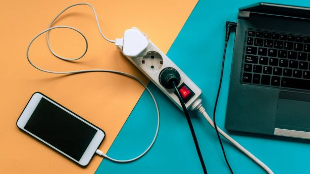Charge your appliances for the time they need instead of overnight. Photo: iStock