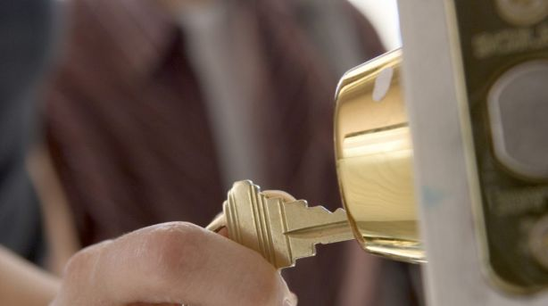 About one in eight people fail to take simple security measures such as locking their doors.