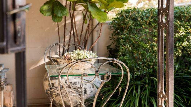 Given the expense of Sydney real estate, even small outdoor nooks are a value add. Photo: Supplied