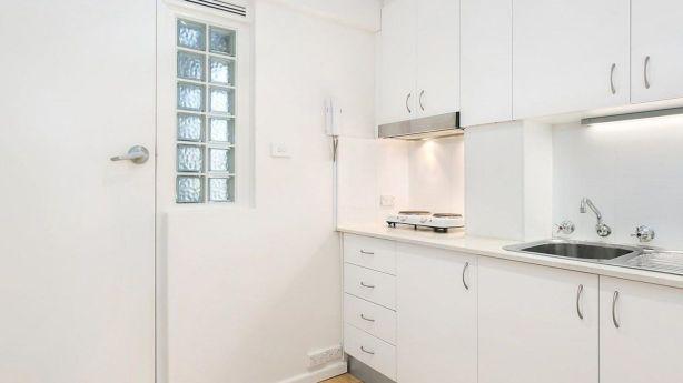 The 21 square metre studio in Paddington sold for $506,000 or $24,000 per square metre. Photo: Supplied