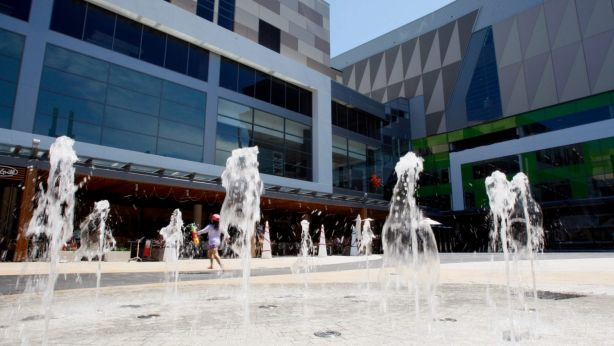 Top Ryde Shopping Centre is in neighbouring Ryde. Photo: Janie Barrett