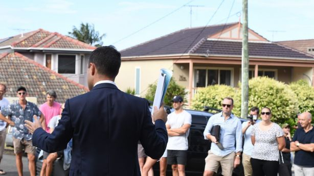 A wave of first-home buyers have returned to the market, but each state has different rules. Photo: Peter Rae.