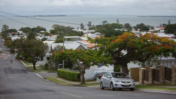 In Brisbane's eastern suburbs, Wynnum is attracting buyers to its stunning views of the bay. Photo: Tammy Law